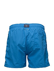 BASIC SWIM SHORTS CLASSIC FIT - ASTER BLUE