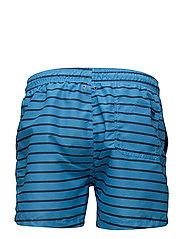 BRETON STRIPE SWIM SHORTS C.F.