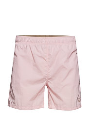 BASIC SWIMSHORTS CLASSIC FIT - CALIFORNIA PINK