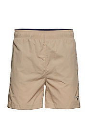 BASIC SWIMSHORTS CLASSIC FIT - DRY SAND