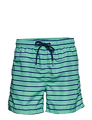 BRETON STRIPE SWIM SHORTS C.F