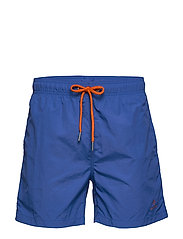 BASIC SWIM SHORTS CLASSIC FIT - NAUTICAL BLUE