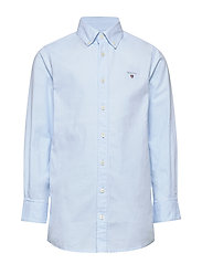ARCHIVE OXFORD B.D SHIRT - CAPRI BLUE
