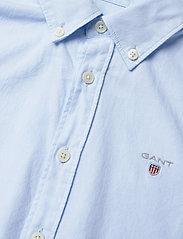 GANT - ARCHIVE OXFORD B.D SHIRT - shirts - capri blue - 2