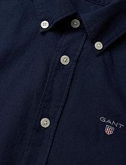 GANT - ARCHIVE OXFORD B.D SHIRT - shirts - evening blue - 2