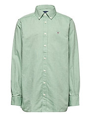 ARCHIVE OXFORD B.D SHIRT - PEPPERMINT
