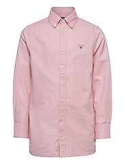 ARCHIVE OXFORD B.D SHIRT - PREPPY PINK