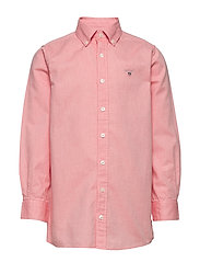 ARCHIVE OXFORD B.D SHIRT - STRAWBERRY PINK
