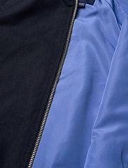 Gant - D1. THE ORIGINAL RIBBED JACKET - bomber jackets - evening blue - 4