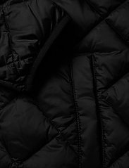 GANT - D1. THE LT WEIGHT DIAMOND PUFFER - puffer & padded - black - 6