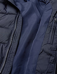 GANT - D1. LT WEIGHT PUFFER JACKET - puffer & padded - evening blue - 4