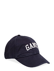 O2. WASHED TWILL CAP - CLASSIC BLUE