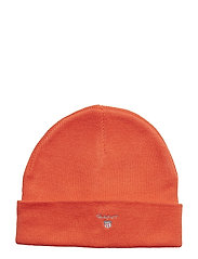 O1. LOGO HAT - ATOMIC ORANGE