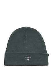 O1. LOGO HAT - JUNE BUG GREEN