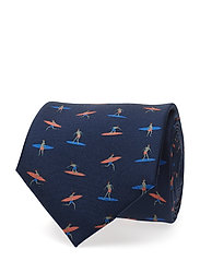 O2. SURFER TIE - PERSIAN BLUE