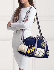 Gant - D1. THE GANT SPRING VARSITY BAG - sacs de voyage - deep blue - 1