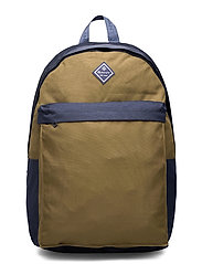 D1. GANT SPORT BACKPACK - DARK CACTUS
