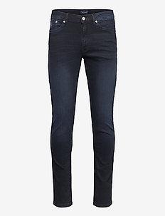 D1. SLIM ACTIVE-RECOVER JEANS - slim jeans - black vintage
