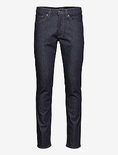 HAYES GANT JEANS - slim jeans - dark blue
