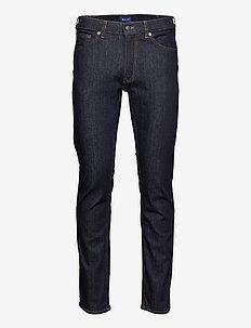 ARLEY GANT JEANS - slim jeans - dark blue