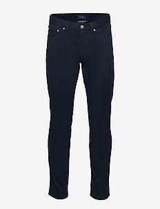 D1. TP SLIM BEDFORD JEANS - slim jeans - navy