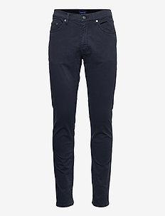 HAYES DESERT JEANS - slim jeans - navy