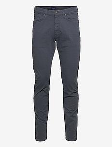 SLIM DESERT JEANS - slim jeans - antracite