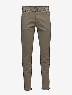 SLIM DESERT JEANS - slim jeans - desert brown
