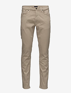 SLIM DESERT JEANS - slim jeans - dry sand