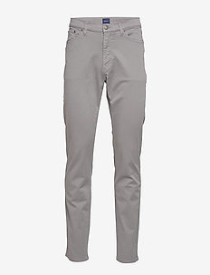 SLIM DESERT JEANS - slim jeans - graphite