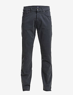 REGULAR DESERT JEANS - NAVY