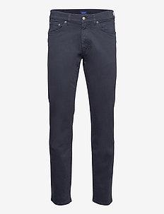 REGULAR DESERT JEANS - regular jeans - navy