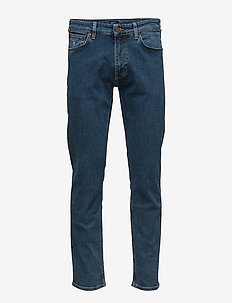 D1. REGULAR 11 OZ JEANS - regular jeans - mid blue