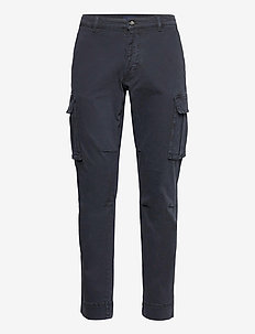 D1. REGULAR CARGO CHINO - cargobukser - navy
