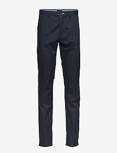 HALLDEN TECH PREP CHINOS - chinos - black