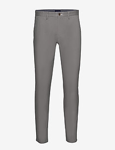 HALLDEN TECH PREP CHINOS - chinos - steel grey
