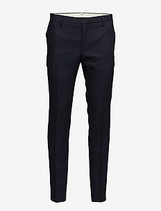 THE SLIM CLUB SUIT PANT - MARINE