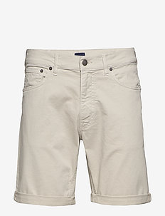 D1. REGULAR DESERT SHORTS - chinos shorts - moonstruck