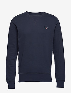 THE ORIGINAL C-NECK SWEAT - basic sweatshirts - evening blue