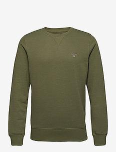 THE ORIGINAL C-NECK SWEAT - basic sweatshirts - four leaf clover