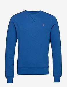 THE ORIGINAL C-NECK SWEAT - podstawowe bluzy - nautical blue