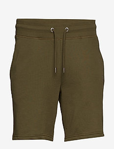 THE ORIGINAL SWEAT SHORTS - FIELD GREEN