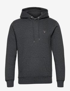 ORIGINAL SWEAT HOODIE - sweats à capuche - antracit melange
