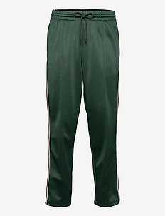 D1. GANT ROYAL CREST PANTS - sweatpants - tartan green