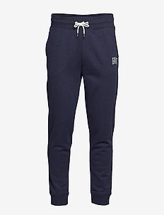D1. GRAPHIC SWEAT PANTS - EVENING BLUE
