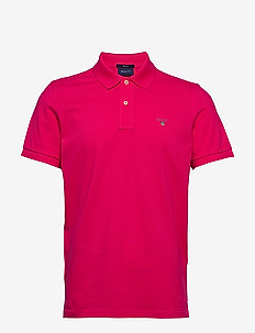 ORIGINAL PIQUE SS RUGGER - short-sleeved polos - love potion