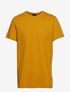 ORIGINAL SS T-SHIRT - short-sleeved t-shirts - ivy gold