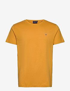 ORIGINAL SS T-SHIRT - short-sleeved t-shirts - ivy gold