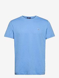 ORIGINAL SS T-SHIRT - basic t-shirts - pacific blue