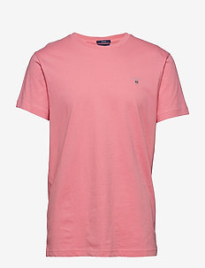 THE ORIGINAL SS T-SHIRT - PINK ROSE